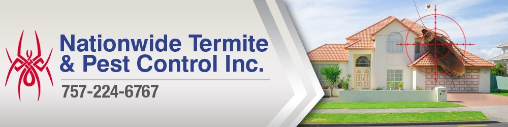 Pest And Termite Exterminator - Newport News, VA - Nationwide Termite And Pest Control Inc.