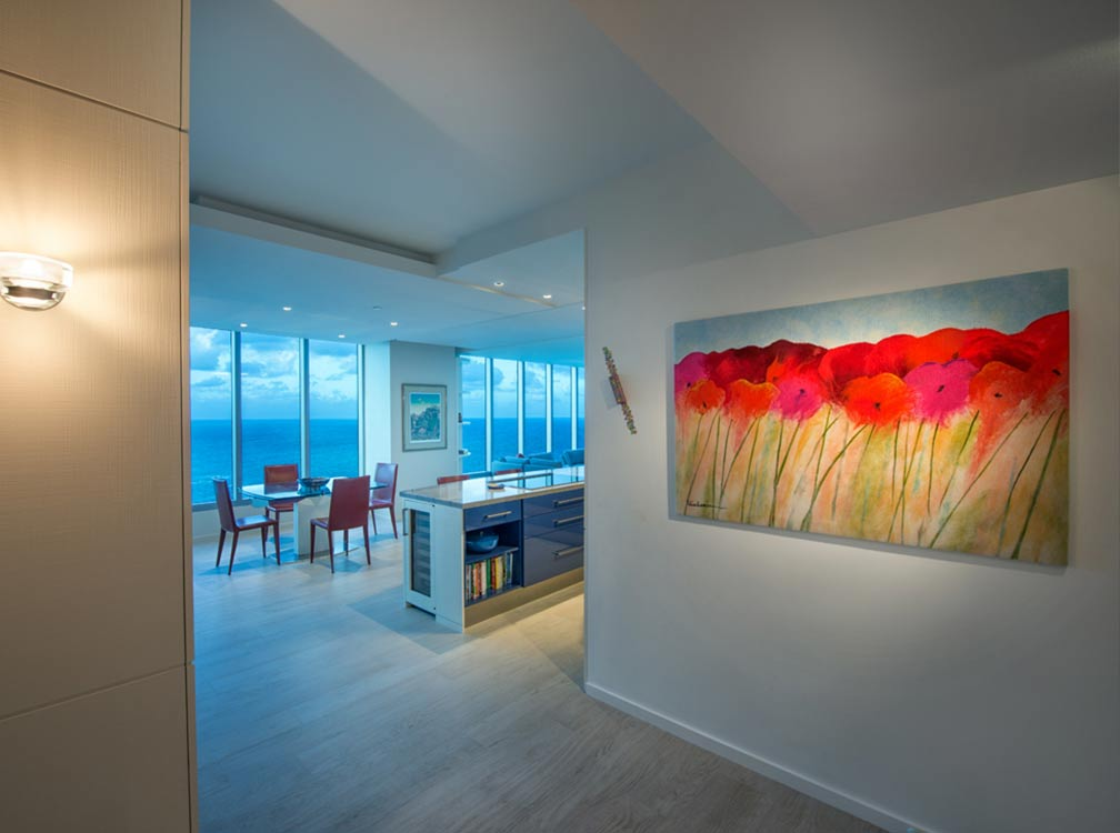 Custom Decorative Art Panels Naples Florida Fl Ebl Interiors