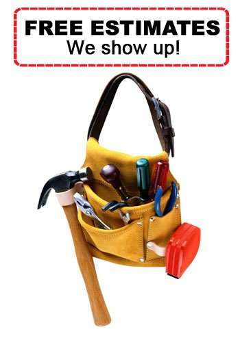 handyman service - Wellsburg, WV - Tom Brown General Contracting and Handyman Services - tool belt coupon