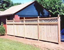 Wood Fence - Pittsfield, MA - Beery Fence Company