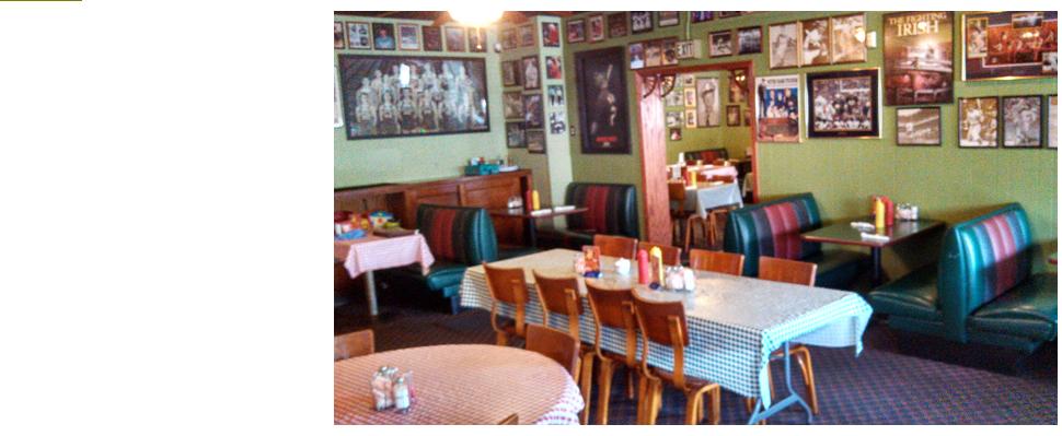 Banquet room   Terre Haute, IN   The Bush   812-238-1148