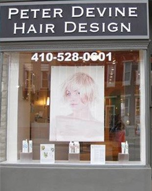 Hair Design | Baltimore, MD | Peter Devine Hair Design | 410-528-0601