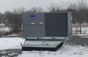 Commercial Heating and Cooling services