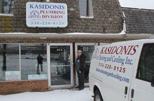 Kasidonis Heating & Cooling Inc
