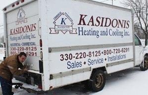 Kasidonis Heating & Cooling