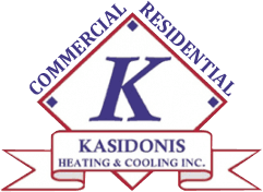 Kasidonis Heating and Cooling Inc._Logo