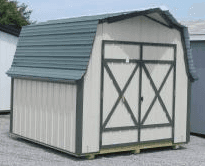 Barns And Storage Sheds Pre Built Structures Wilmington Oh