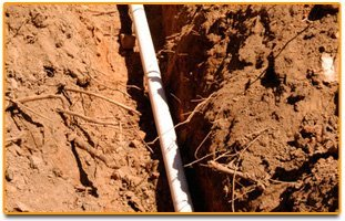 Sewer Line Excavation | Sinking Spring, PA | R & F Excavating Company | 610-678-8330