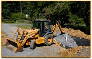 Residential Excavation | Sinking Spring, PA | R & F Excavating Company | 610-678-8330