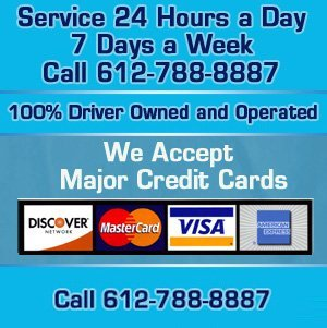 Taxi Service - Twin Cities, MN - Midwest Star Taxi