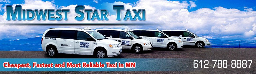 Transportation - Midwest Star Taxi - Saint Anthony, MN