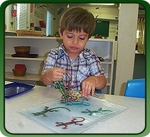Elementary School - Houston, TX - Montessori Children's Cottage - Elementary Education - Committed And Focused On Each Child's Development