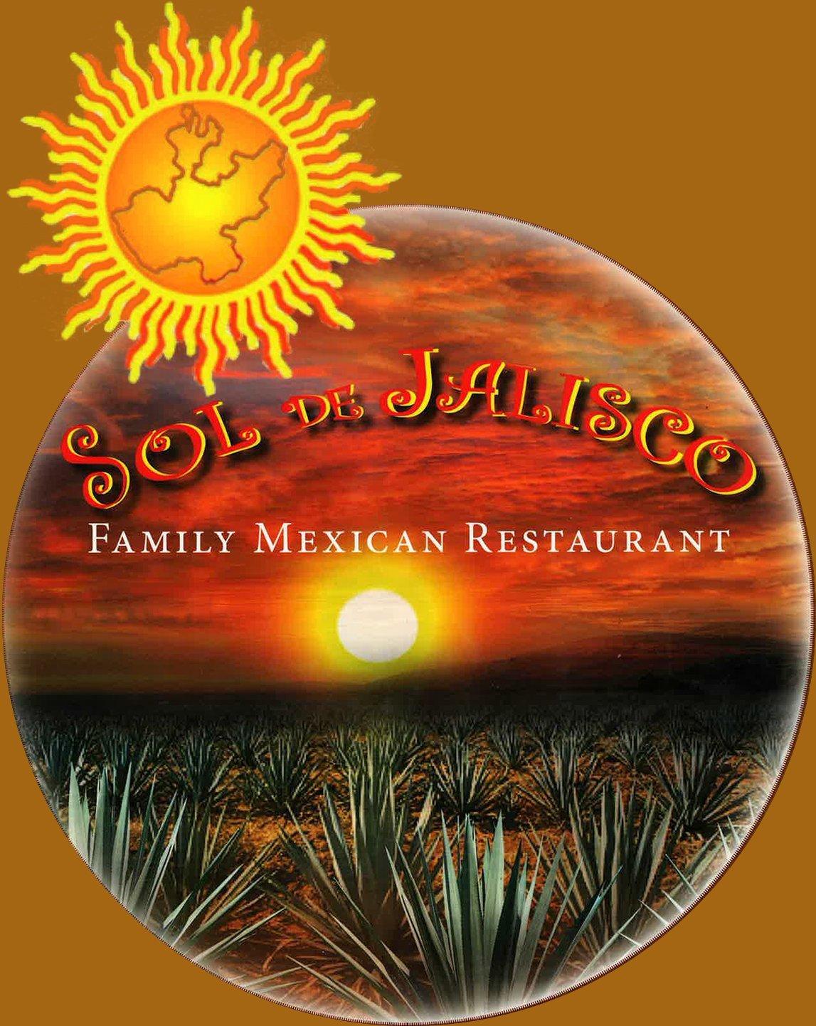 Sol De Jalisco - Logo