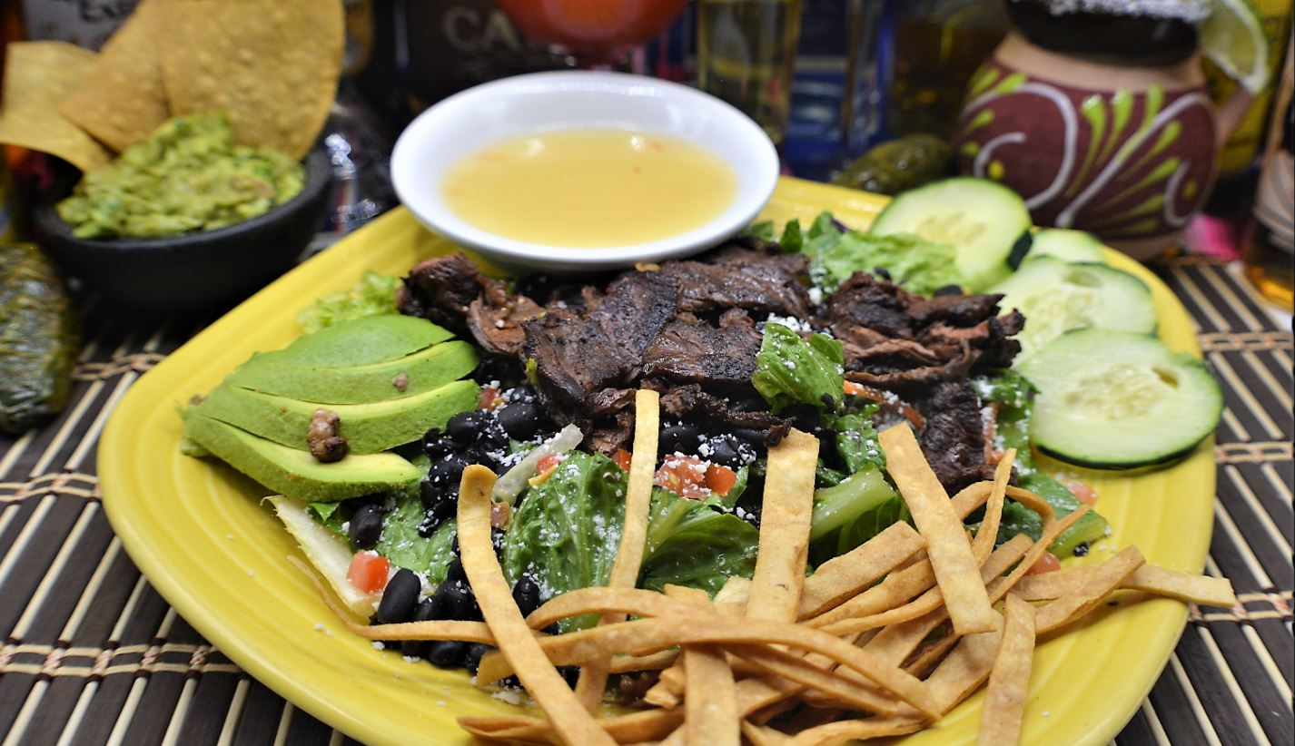 Jalisco Salad