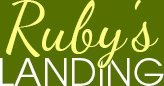 Ruby's Landing - logo