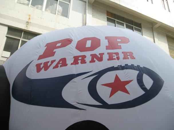 POP Warner Tunnel