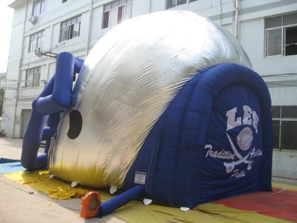 Helmet Tunnel