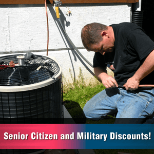 Central Air - Baltimore, MD - Wehn Heating and Air Conditioning - cooling contractors - Senior Citizen and Military Discounts!