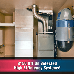 Furnace repair - Baltimore, MD - Wehn Heating and Air Conditioning - heating system - $150 Off On Selected High Efficiency Systems!