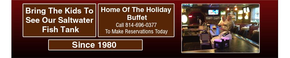 East Freedom, PA - Lounge - Creekside Inn Restaurant and Lounge