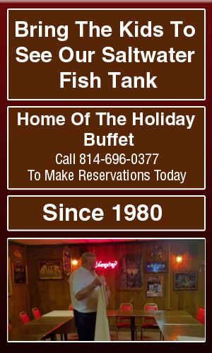 Buffets - East Freedom, PA - Creekside Inn Restaurant and Lounge