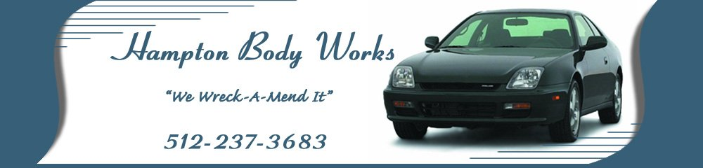 Auto Body Repair - Smithville, TX | Bastrop, TX - Hampton Body Works