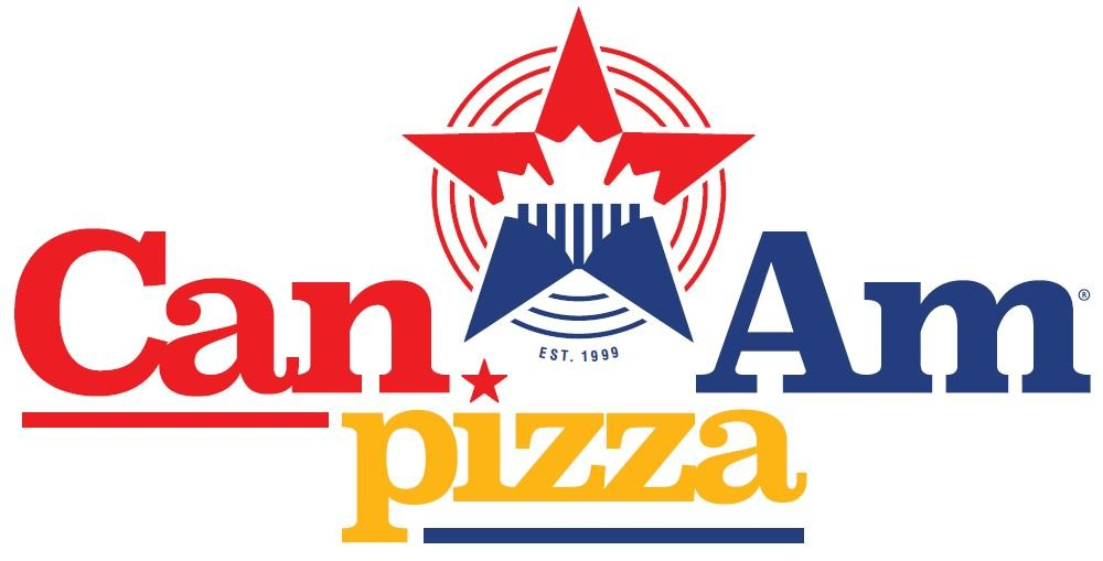 Can Am Pizza | Logo