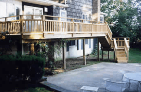 Deck Construction - Bellmore, NY - Classic Decking