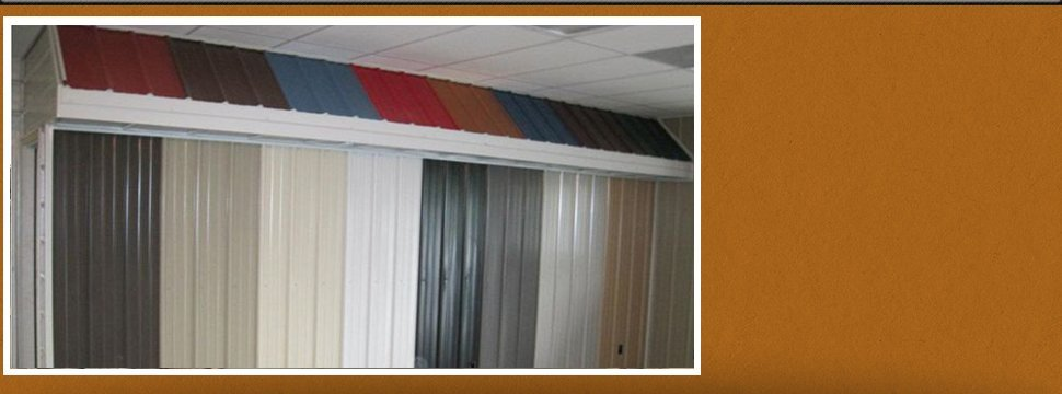 Metal Roof Colors | Sweetwater, TN | Tennessee Metal Products LLC | 866-351-1141