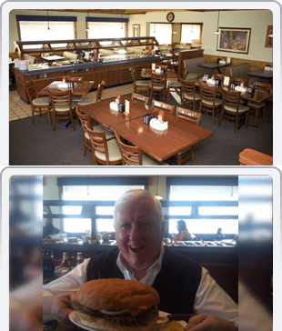 Restaurant on Premises | Waupaca, WI | Waupaca Mobil Travel Center | 715-258-7676