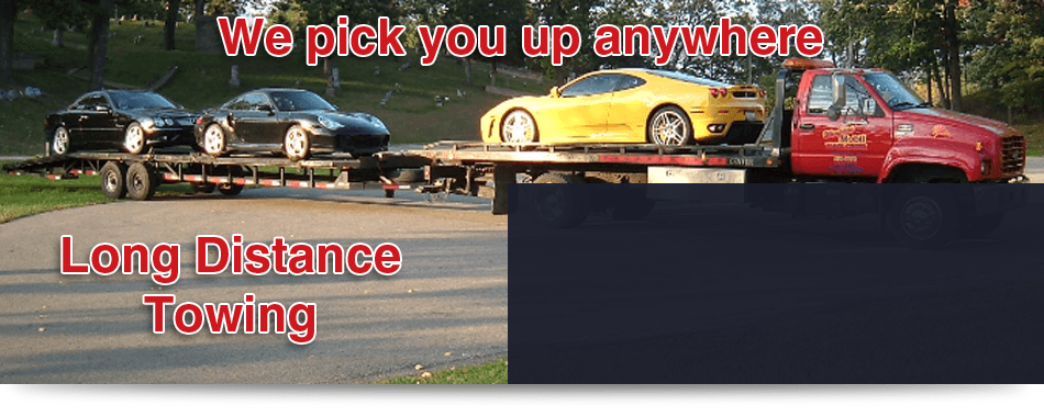 Long Distance Towing | Waupaca, WI | Waupaca Mobil Travel Center | 715-258-7676