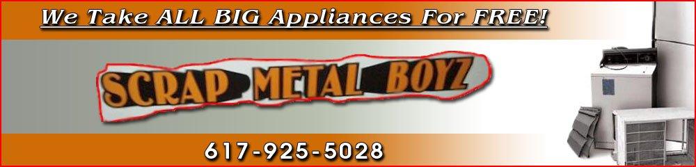 Hauling Service - Chelsea, MA - Scrap Metal Boyz