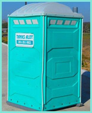 Event portable toilets | Tomball, TX | Tanks Alot | 281-351-5921