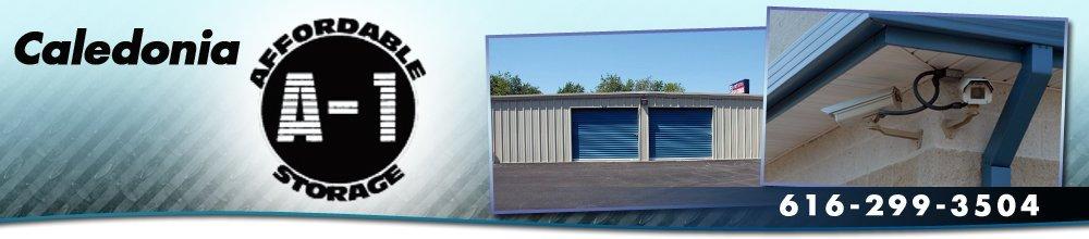 Household Storage - Caledonia, MI - Caledonia A-1 Affordable Storage