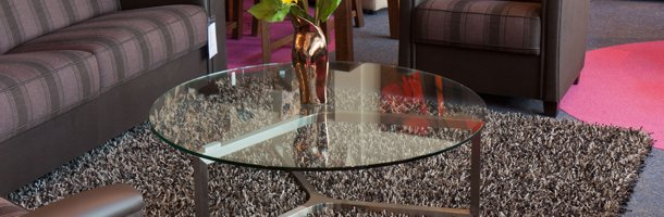 table top installation | Kentwood, MI | Norbert's Glass & Mirror Co. | 616-531-1110