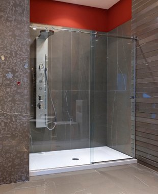 bathroom cabinet installation | Kentwood, MI | Norbert's Glass & Mirror Co. | 616-531-1110