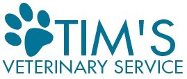 Tim's Veterinary Service logo