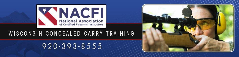 Marksmanship Instructor - Green Bay,WI - National Association of Certified Firearms Instructors