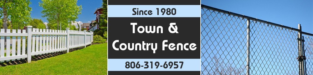 Fencing Contractor - Shallowater, TX  - Town & Country Fence