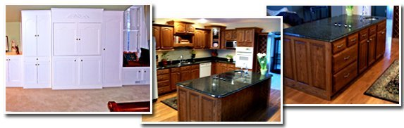 Custom Cabinetry - Crown City, OH - Creative Design - callout - Free estimates