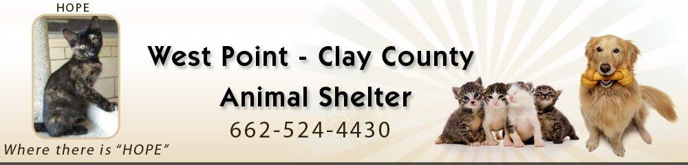 Animal Adoption West Point, MS