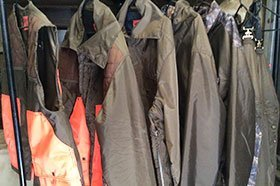 Pheasant Hunting   cloths