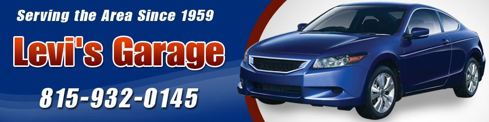 Auto Repair Center - Bourbonnais, IL - Levi's Garage