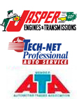 Jasper, ATA, and Tech-Net logos