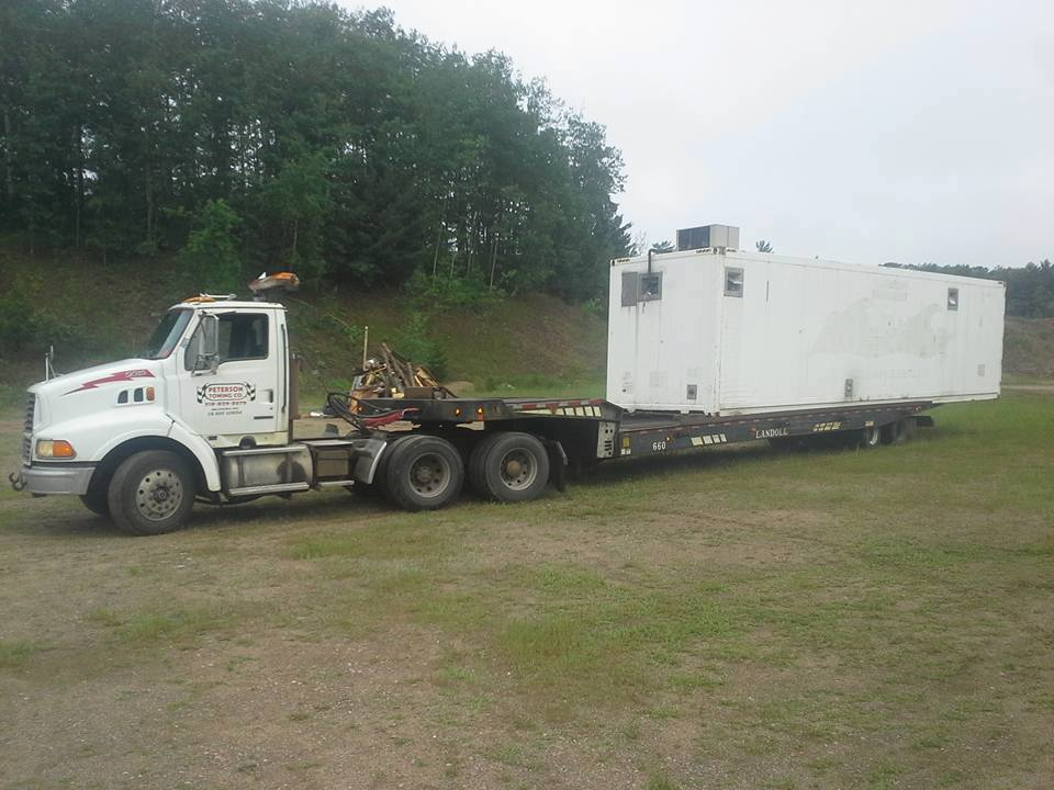 Movable Storage Hauling
