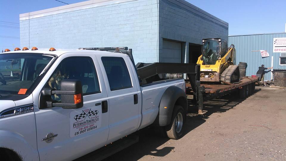 Heavy Duty Towing Truck