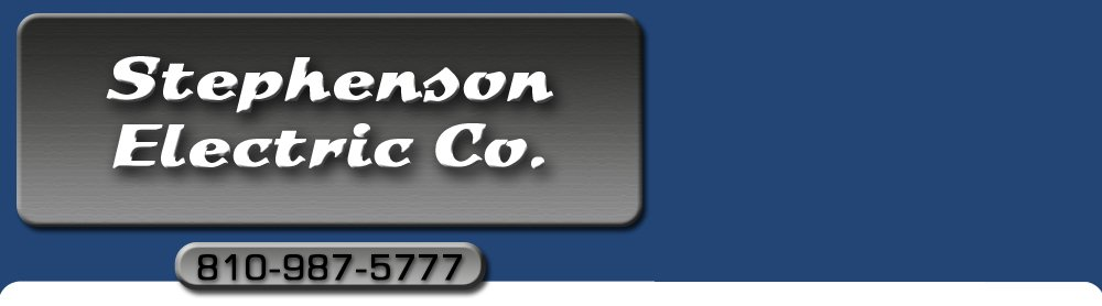 Electric Contractors - Port Huron, MI - Stephenson Electric Co.