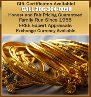Coin Sales  - Seattle,  WA  - Northgate Rare Coin Shop