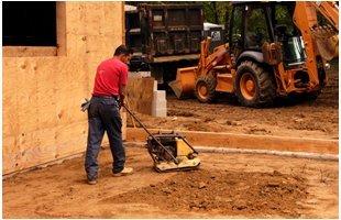 Male excavator