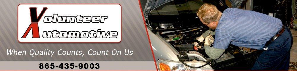 Auto Mechanics - Oliver Springs, TN - Volunteer Automotive